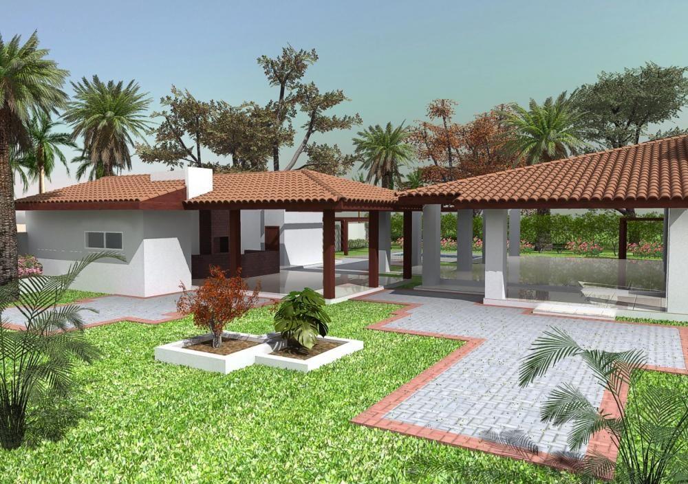 15 modelos de plantas para sitios house for Modelos parrillas para casas