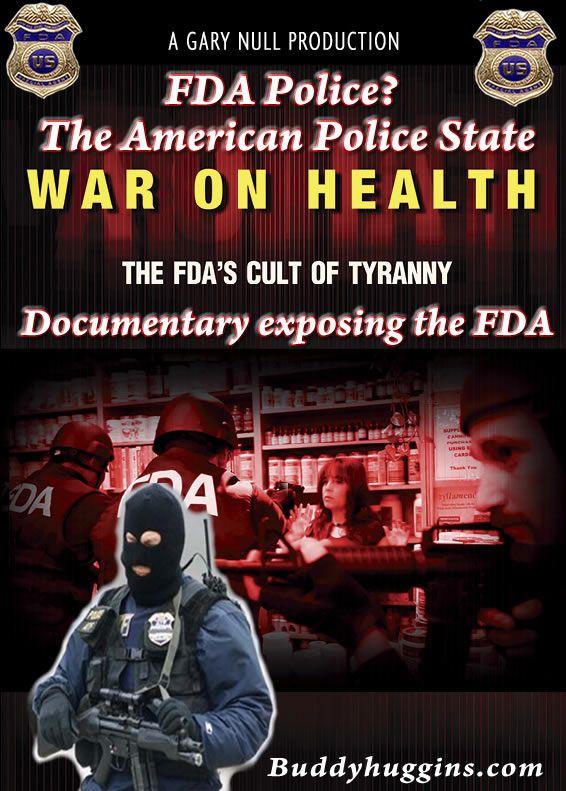 War On Health Gary Null S Documentary Exposing The Fda Health Documentaries War