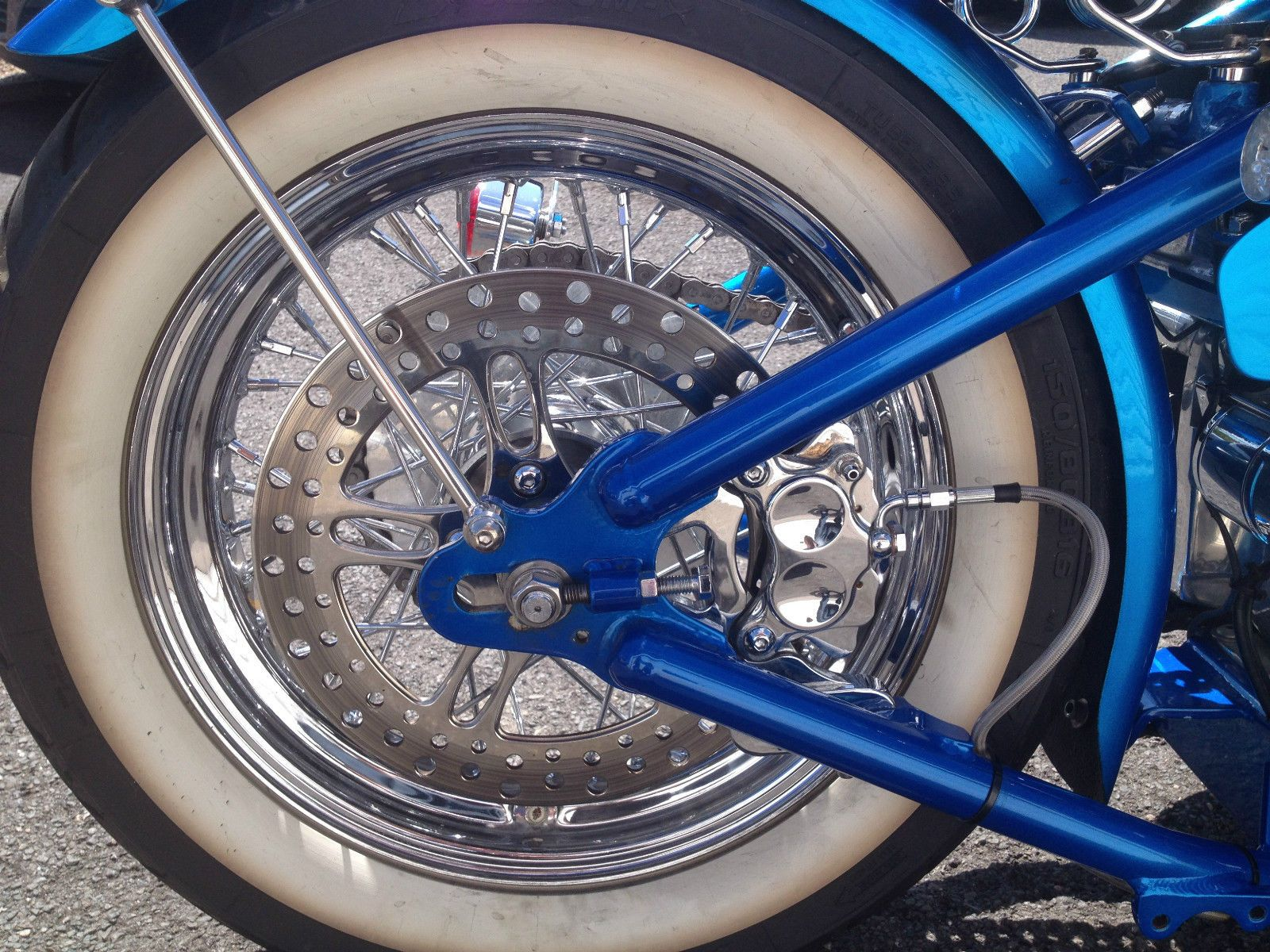 2011 \'Lo Boy\' Southern Motorcycle Works 1600cc 6 Speed Hardtail ...