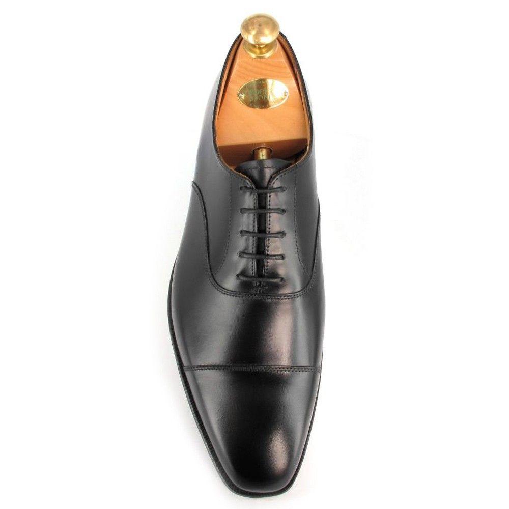 Crockett and Jones Hallam Oxford Shoes | F Fitting ...