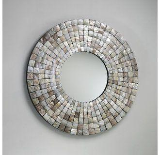 View the Cyan Design 02798 Mosaic Tile Mirror at Build.com.