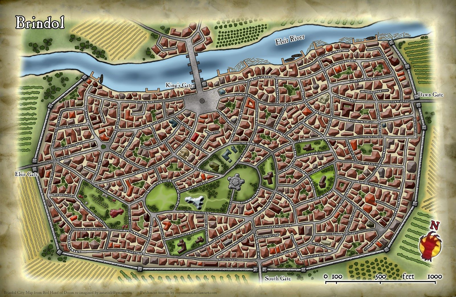 Interactive World Cities Map%0A This is a remake of the Brindol city map from the D u    D edition adventure    Red Hand of Doom    Red Hand of Doom  Brindol City Map