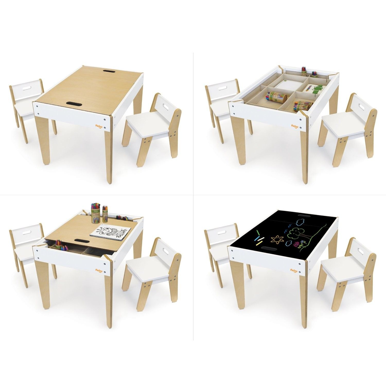Pu0027kolino Modern Table and Chairs Pu0027kolino Modern