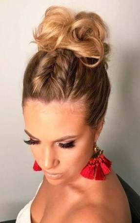 braids tutorial for medium hair shoulder length bangs 55