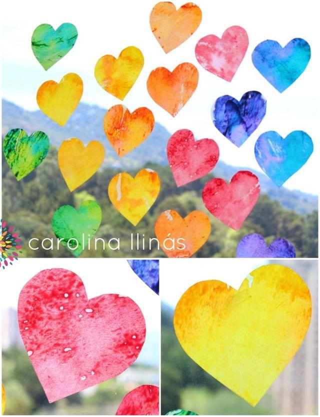 Decoracion para amor y amistad san valent n crayones for Decoracion amor y amistad