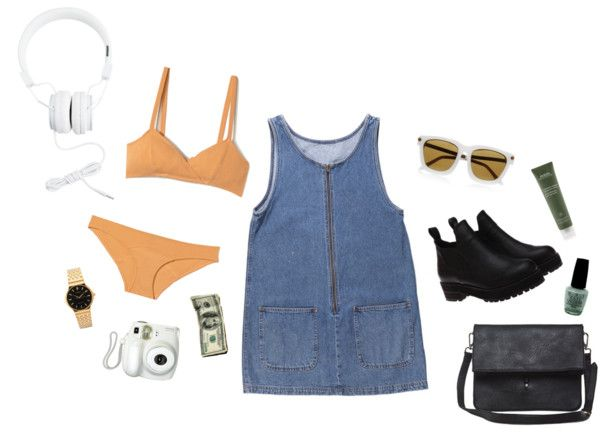 """""""A summer day"""" by albertine-000 ❤ liked on Polyvore"""