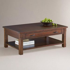 Cost Plus World Market Madera Coffee Table Home Decorating