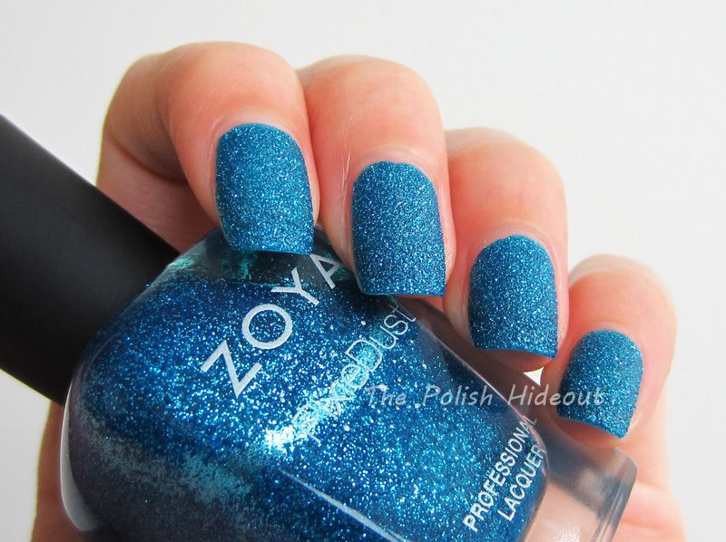 The Polish Hideout: Zoya PixieDust Summer 2013 Collection - I need all of these