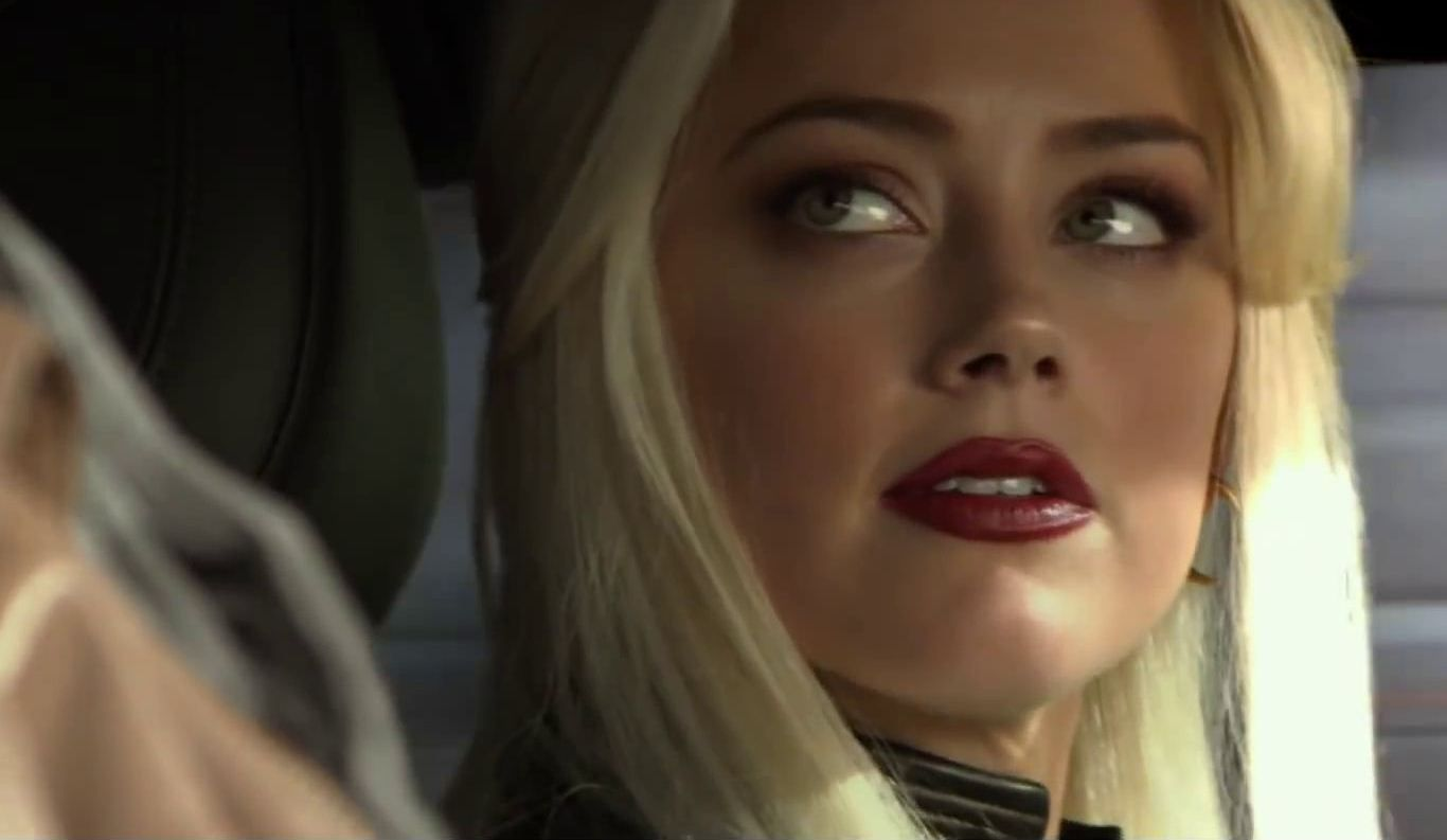 Amber Heard plays maybe the least believable CIA agent ... Amber Heard Movies