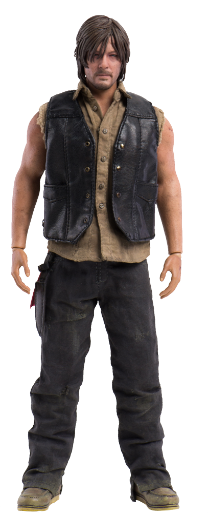 The Walking Dead Daryl Dixon Sixth Scale Figure By Threezero Sideshow Collectibles Daryl Dixon Living Dead Dolls The Walking Dead