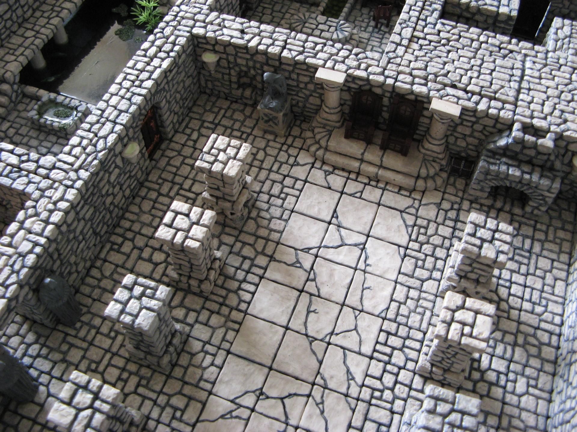Adjustable dungeon by Bloodwych