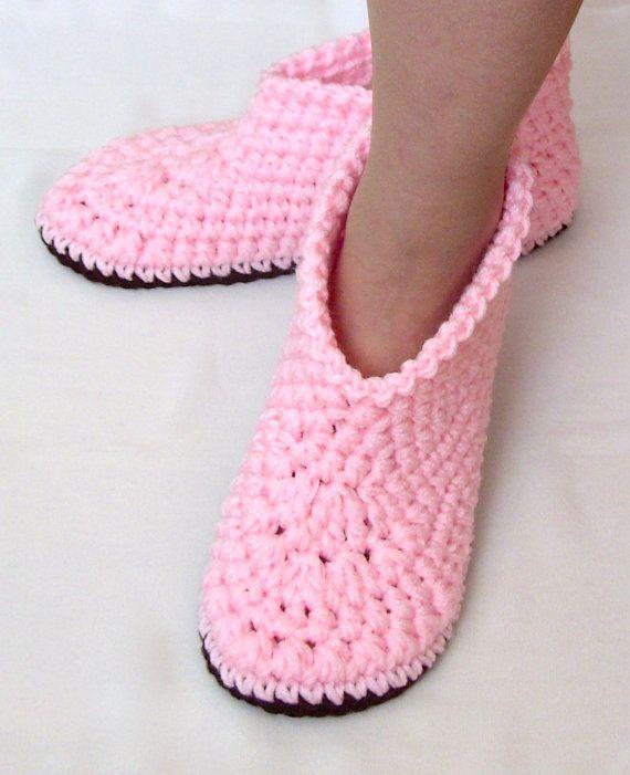 Crochet Slipper PATTERN, Slipper Boots, Crochet Slippers, Boot ...
