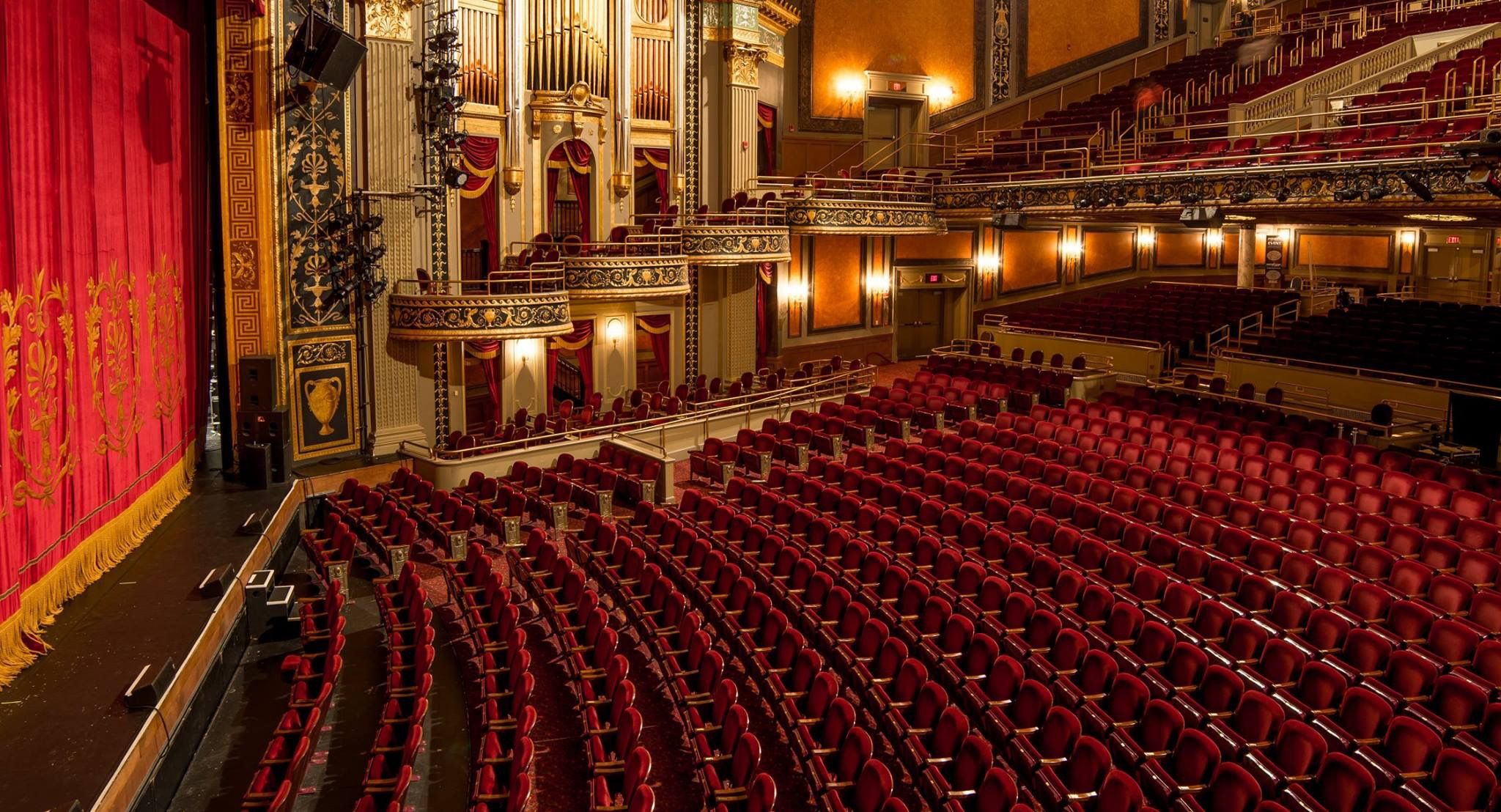 Palace Theater, Waterbury, CT | Palace Theater Tours or Special ...