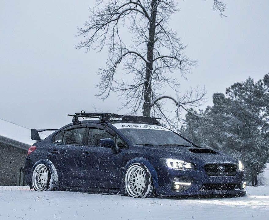 Beautiful subi in snow Jdm subaru, Subaru wrx, Custom cars