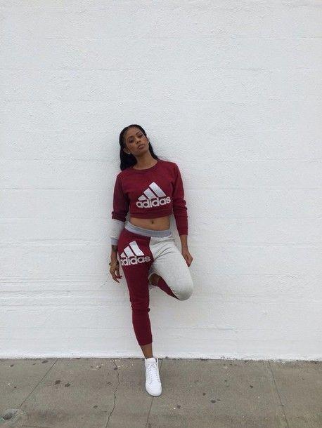 adidas tracksuit tumblr