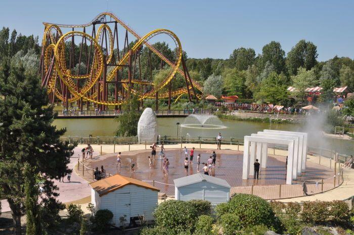 parc attraction dans l'oise