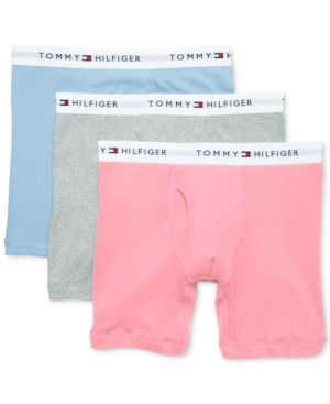 f528f674 Tommy Hilfiger Men Cotton Boxer Brief 3-Pack | Products | Mens ...