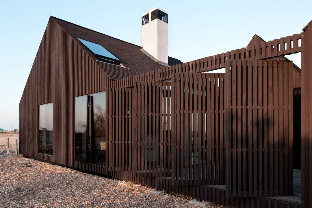 6 Variations on Vertical Wood Façades - Architizer
