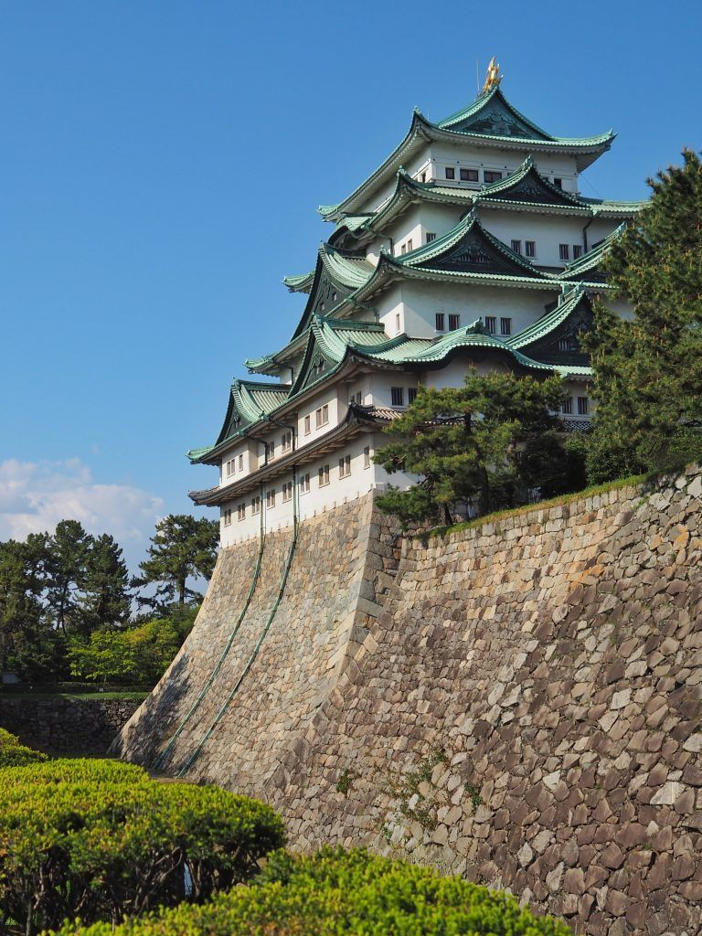 Manoir Japonais Heisei 15 Nagoya Castle Was The Proof Of Tokugawa S Power