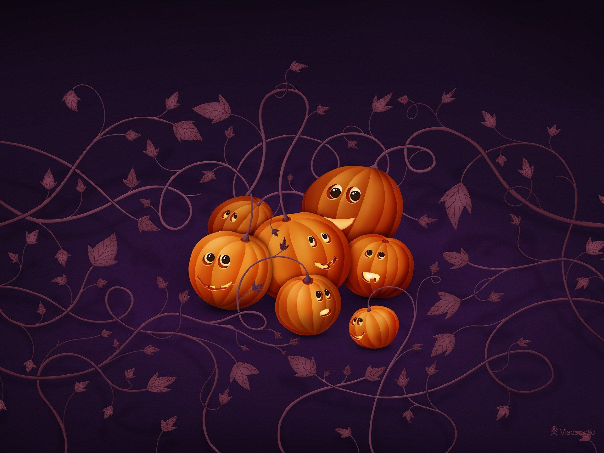 1920x1440 Free Download Pictures Of Halloween Halloween Desktop Wallpaper Halloween Wallpaper Pumpkin Wallpaper