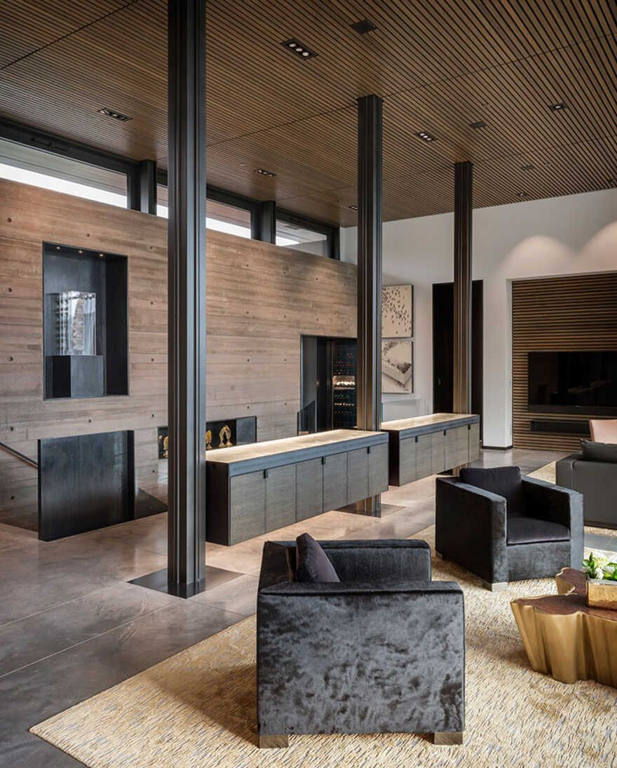 Yellowstone Residence Montana Stuart Silk Architects In 2020