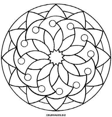 Lindas Mandalas Para Colorir Mandalas Para Colorir Mandala Art