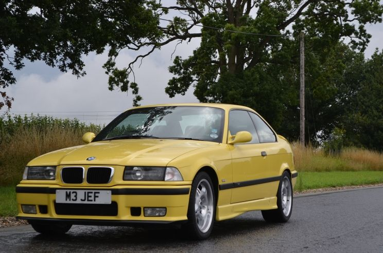 Bmw E36 M3 9299 M3 Evo Coupe for Sale in UK  Classic  Sports