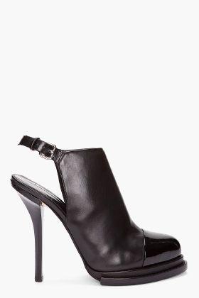 Caroline Platform Boots - StyleSays
