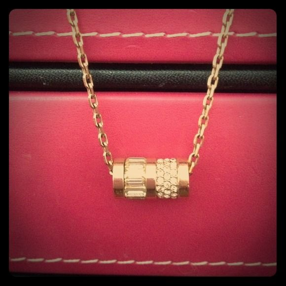 "Selling this ""Michael Kors Rold gold-toned pendant"" in my Poshmark closet! My username is: avschein. #shopmycloset #poshmark #fashion #shopping #style #forsale #Michael Kors #Jewelry"