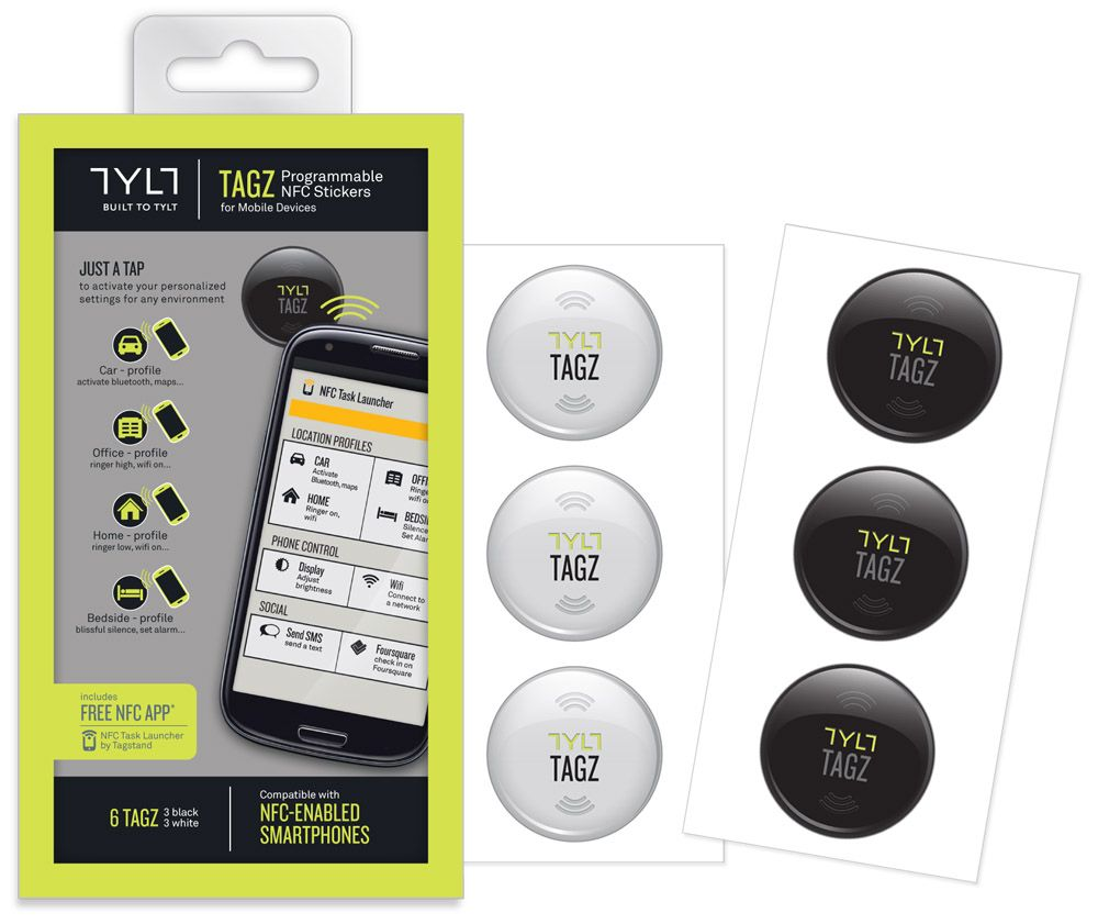 Tagz Programmable Nfc Stickers Nfc Sticker Nfc Stickers