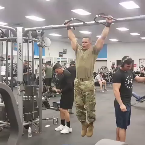 Soldier Video Military Workout Weight Training Workouts Fitness Body