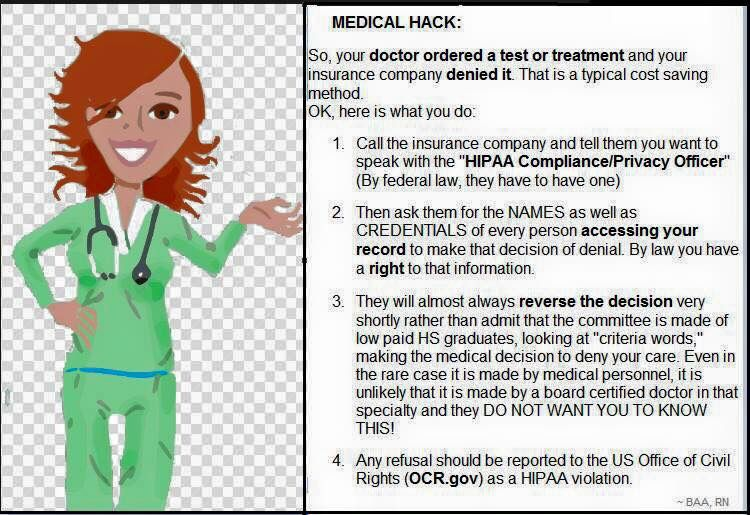 Medical Hack Medical Insurance Medical Medical Claims