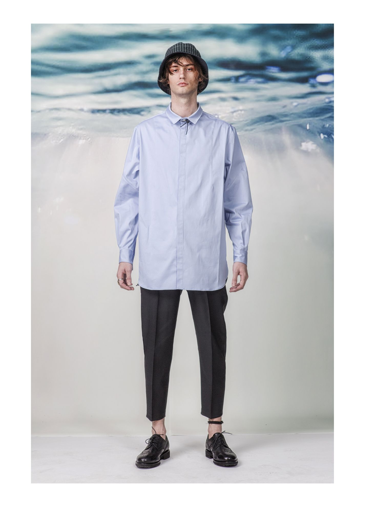 Andrea Lazzari - Aquarium Collection Spring Summer 2015 Primavera Verano - #Menswear #Trends #Tendencias #Moda Hombre - www.plusquemavie.com