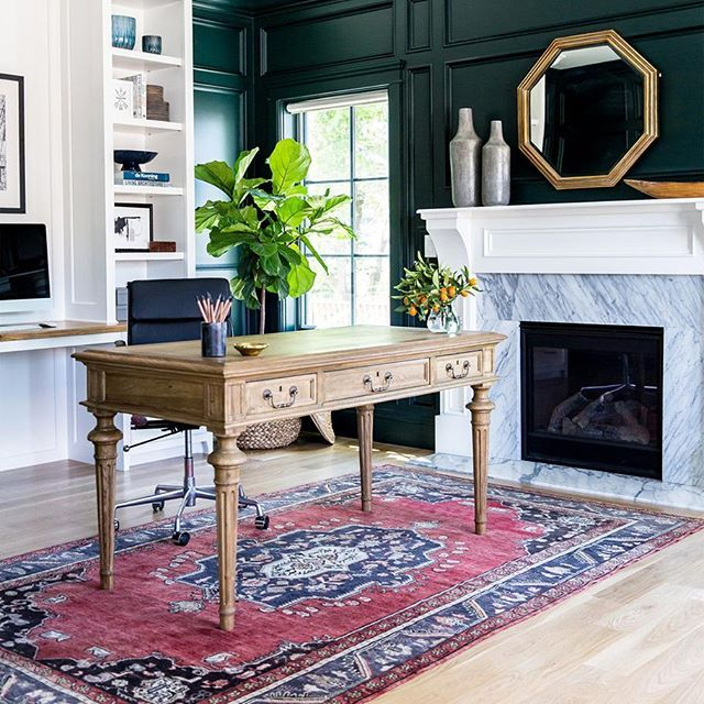 Benjamin Moore Benjaminmoore Instagram Photos And Videos Home Office Design Home Office Decor Home