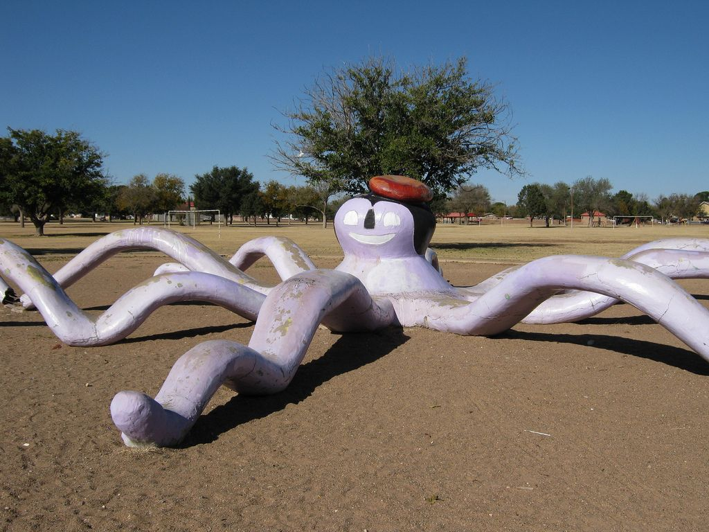 Sherwood park octopus Odessa, TX | Park, Texas and West texas