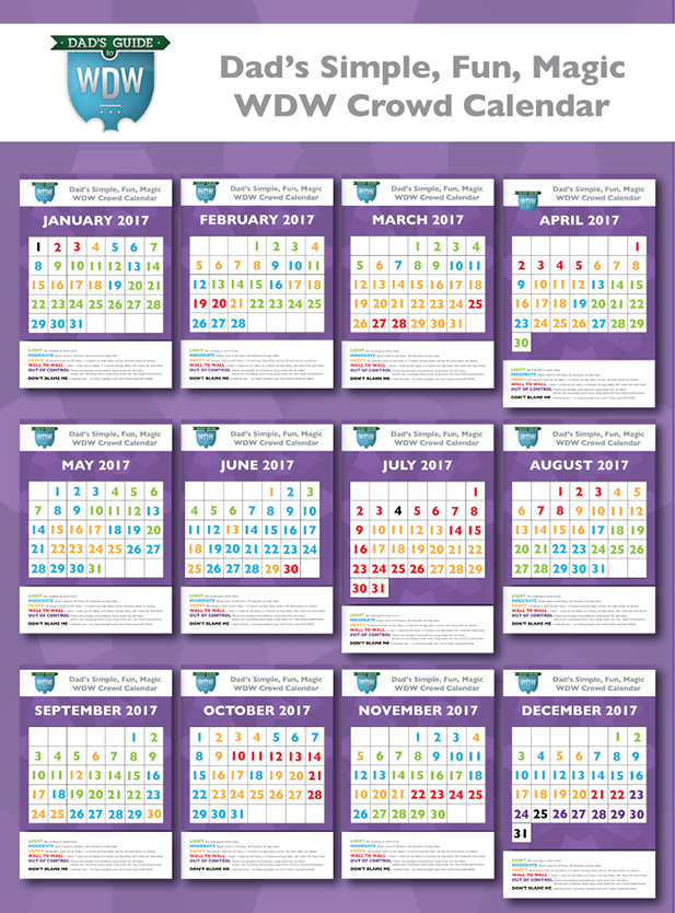 Universal Studios Crowd Calendar 2022.Disney World Crowd Calendars For 2021 Start Planning Here Disney World Crowd Calendar Crowd Calendar Disney World 2017