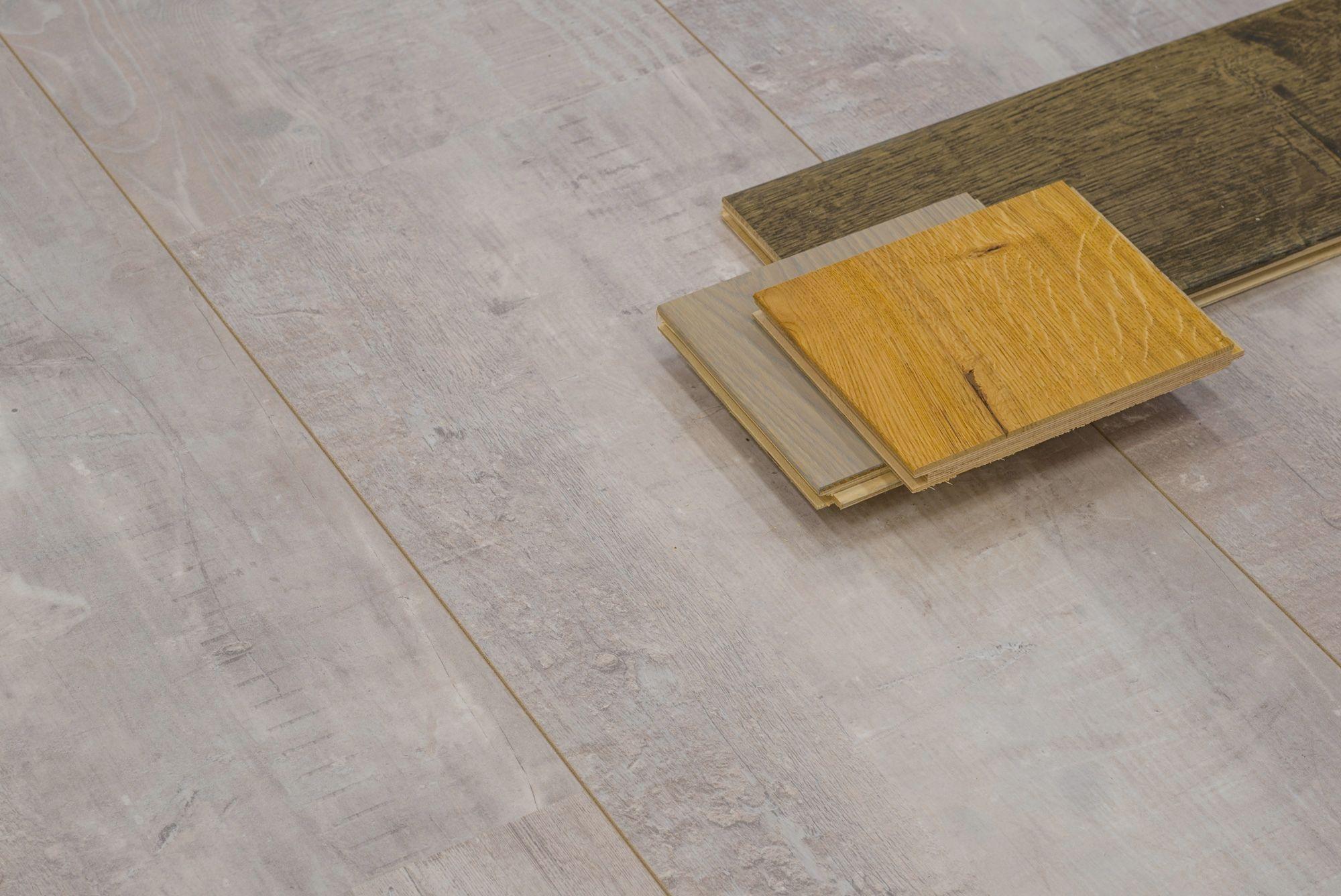Floer landhuis laminaat beton grijs eiken floer licht laminaat