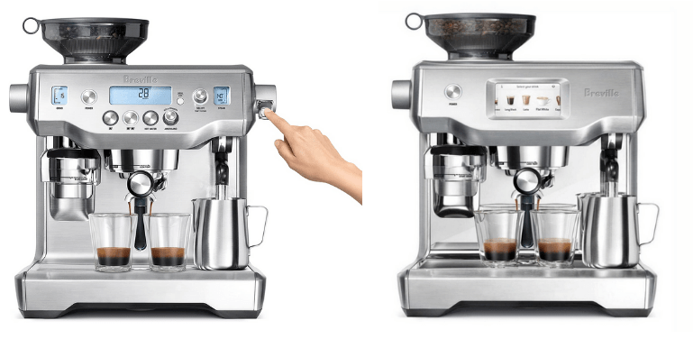 ماكينة بريفيل اوراكل اوراكل تتش آلة اسبريسو Breville Oracle سعر ومواصفات Espresso Machine Coffee Maker Coffee