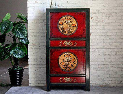 Wohnzimmerschrank Kolonialstil ~ Opium outlet chinesischer schrank hochzeitsschrank kolonialstil