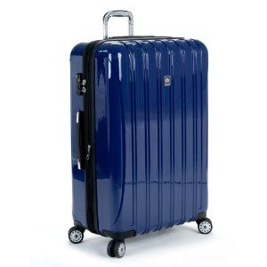 Delsey Helium Aero 29 Inch Expandable Spinner Trolley - Best value ...