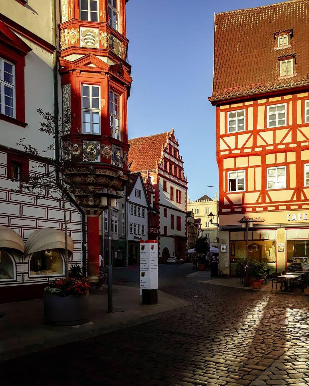 Coburg Germany Coburg Burg Bayern