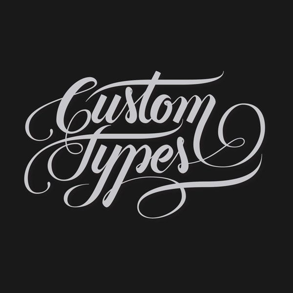 Custom Types – Workshop by Jackson Alves, via Behance | Well Font ...
