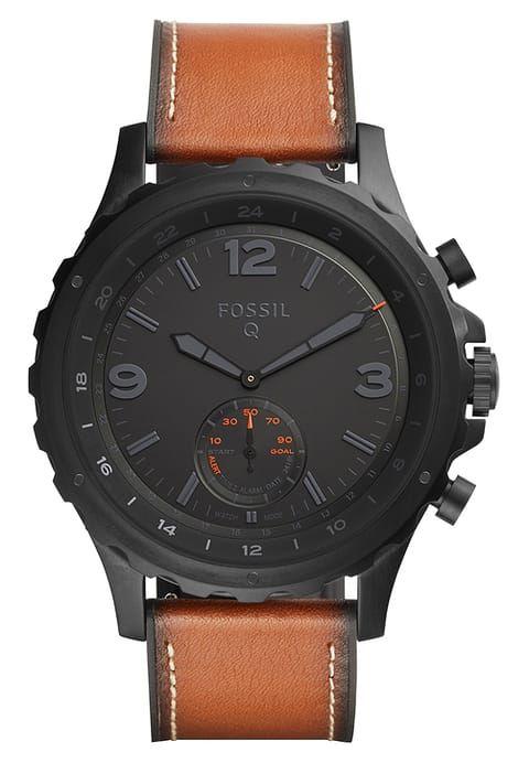 373d6887b227 Pedir Fossil Q NATE - Reloj - dunkelbraun por 199