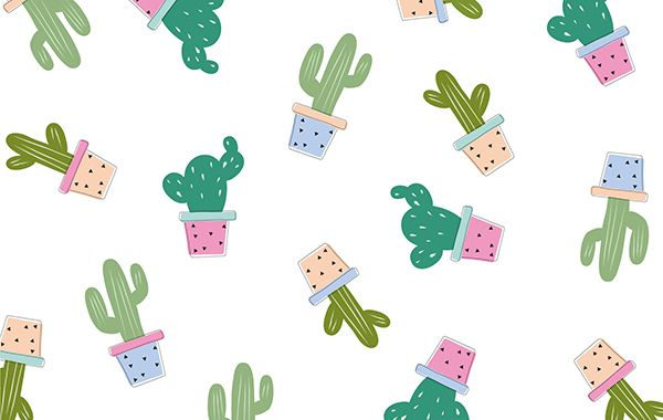 Cactus Desktop Wallpaper