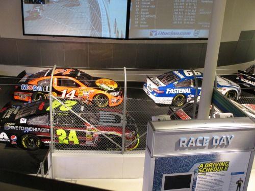 NASCAR Hall of Fame in Charlotte, North Carolina