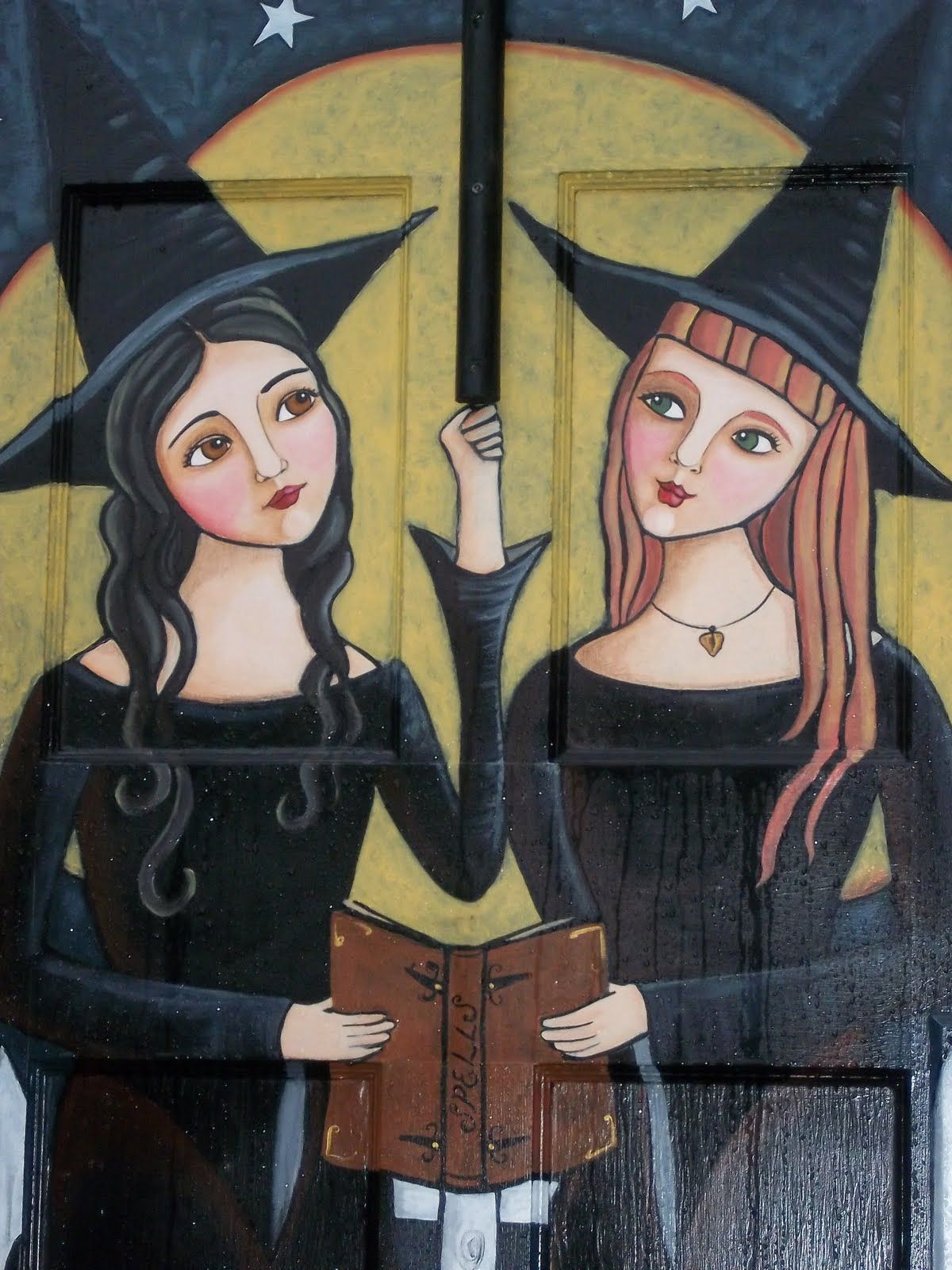 "Owens Sisters, ""Practical Magic"""