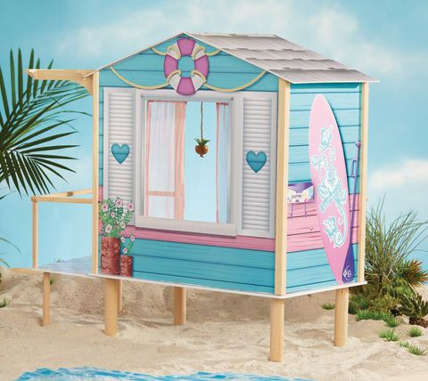 Journey Girls Beach Hut Barbie Doll House Journey Girl Dolls Journey Girls