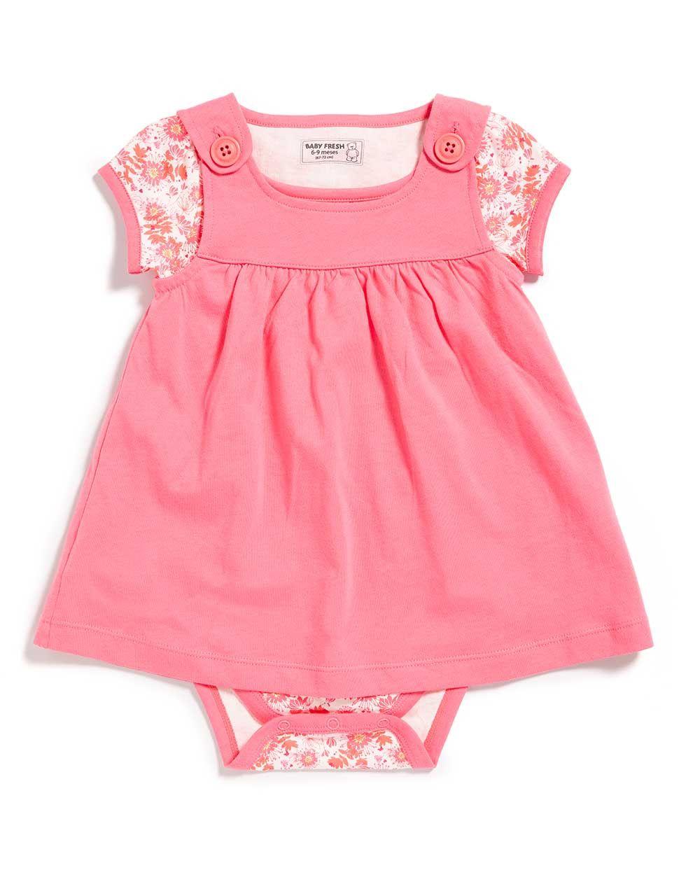 Vestido-Bebe-Nina-Belindi-Conjunto-Rosado-10947-Frente-Baby-Fresh ...