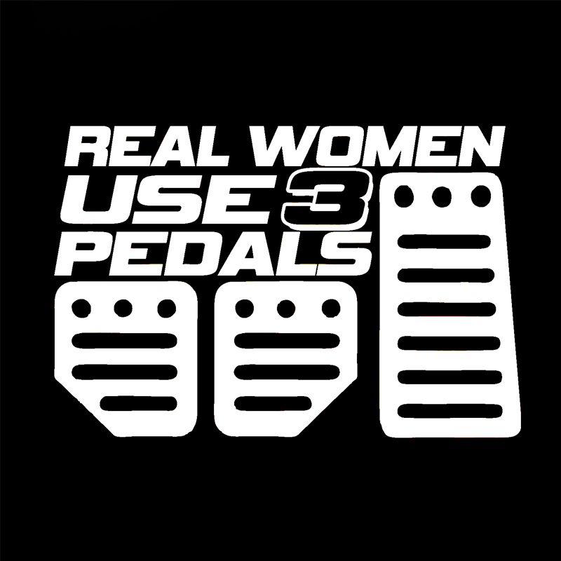 Buy Here Httpsalitemscomg - Custom race car window decalsreal women usepedals sticker funny jdm honda girl race car