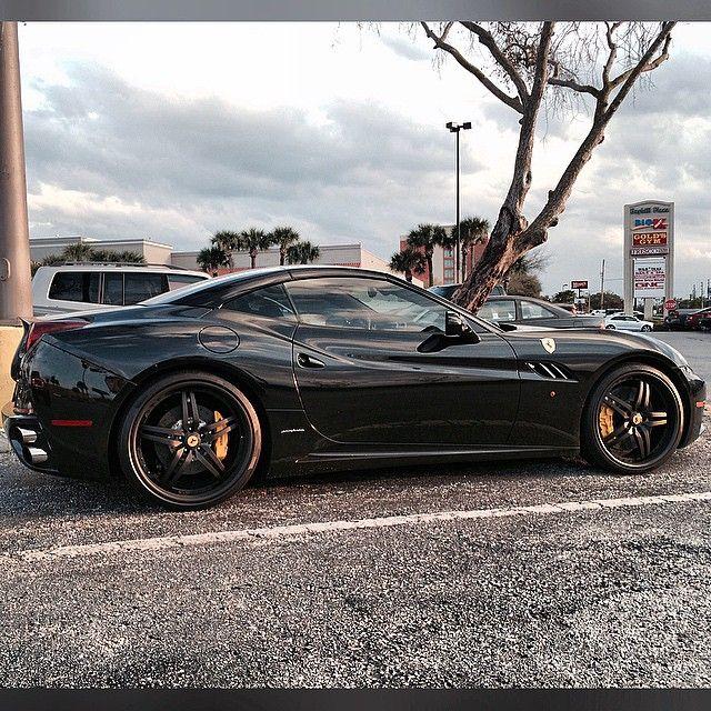 """Florida  | Ferrari California  | • Photo: @carlifeflorida | @carlifeworldwide  #carlifeflorida #carlifeworldwide #carinstagram #carlifestyle…"""